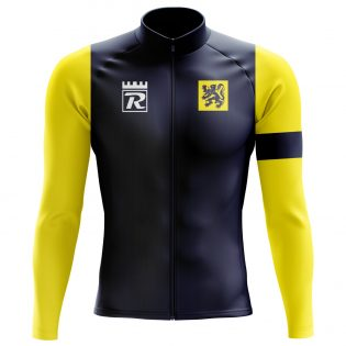 Maillot largo Retrocycle